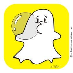 Snapchat bubble