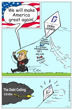 Donald Trump and the debt ceiling