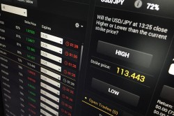 Binary options brokers comparison